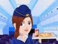 Julia die Stewardess
