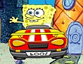 Spongebob vs. Patrick Race
