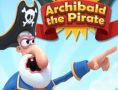 Bubble Shooter-Archibald der Pirat