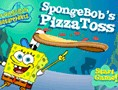 Spongebobs Pizza Toss